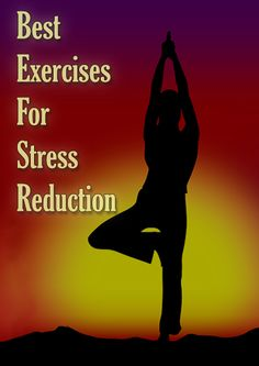 Best Exercises for Stress Reduction  Melt away stress and feel better fast with these best exercises for beating anxiety and stress.