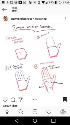 New Drawing Reference Hands Ideas Hand Drawing Reference, Art Reference Poses, Anatomy Reference, Drawing Poses, Drawing Tips, Drawing Hands, Hand Drawings, Simple Drawings, Drawing Practice