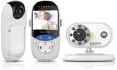 Motorola - Digital Baby Monitor - Baby Monitors - Mamas & Papas - Defo a gadget for me than our new princess but hey! Baby Shower Hamper, Prams And Pushchairs, Unique Baby Gifts, Mamas And Papas, Baby Monitor, Natural Baby, Baby Store, Digital, Infrared Thermometer