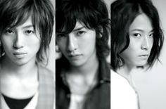 w-inds. aka the best