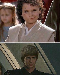 Star Wars, Anakin Skywalker