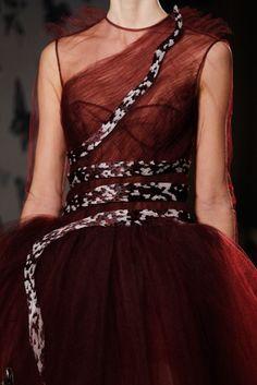Valentino Haute Couture Spring 2014 - Details