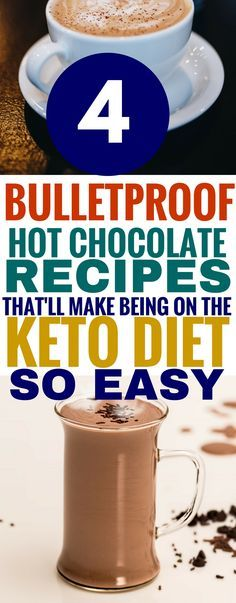Bulletproof hot chocolate recipes - Dr says less fat, more fiber, so I'll probably blend it up in the blender with seeds first; might use canned coconut milk so no dairy.