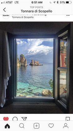 Tonnara Di scopello Sicily Italy
