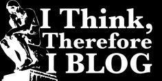 Penso dunque Bloggo