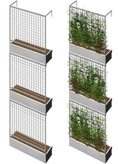Резултат с изображение за green facade #fachadasverdes