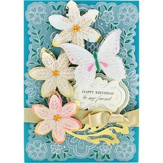 Anna Griffin Parchment Craft Embellishments