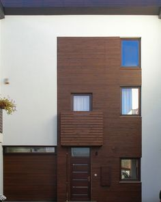 Warm welcome with PannonTherm doors and windows. Welcome, Multi Story Building, Windows, Doors, Warm, House, Home, Homes, Ramen
