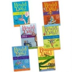 Roald Dahl Collection, Book Collection, This Book, Park, Books, Libros, Book, Parks, Book Illustrations