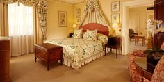 Luxury Hotel Suites and Rooms in London | The Dorchester