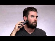 Full Beard Grooming by Baxter of California - YouTube