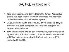 Kojic Acid Facts. - Stay in the Know.