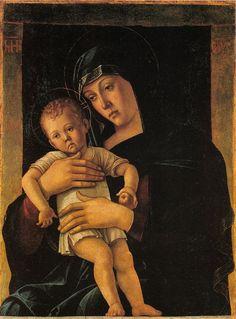 Madonna greca. 1460. Giovanni Bellini