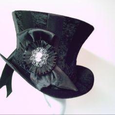 Victorian top hat
