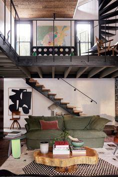 Dream Home Design, Home Interior Design, Interior Architecture, Interior And Exterior, House Design, Decoration Chic, Melbourne House, Style Deco, Home And Living