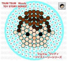 tsum tsum toy story woody