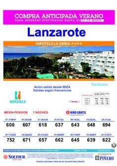 Lanzarote: 15% Compra Anticipada Hotel Hipotels La Geria salidas desde Ibiza ultimo minuto - http://zocotours.com/lanzarote-15-compra-anticipada-hotel-hipotels-la-geria-salidas-desde-ibiza-ultimo-minuto/