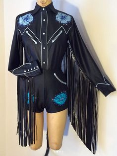 Rockin B Clothing Is Throwing It Back With This Fringe Romper - COWGIRL Magazine