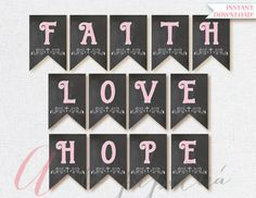 Holy Communion Banner. First Communion Chalkboard Banner. Baptism Chalkboard banner. Chalkboard banner. Printable banner.