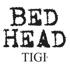 The Tigi Bed Head products are a favourite for my hair. Lovely smell.