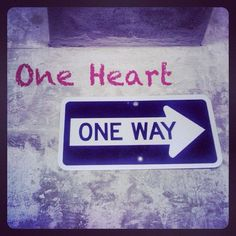 One Heart One way