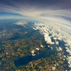 Finger Lakes [Weather Balloon] [768 x 768]