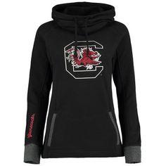cheap for discount 1f13b dcbd1 South Carolina Gamecocks Women s Laguna Cowl Neck Sweatshirt - Black