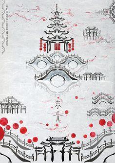 new chinese calligraphy world