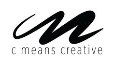 c means creative | graphic design agency specializing in business identity and event branding