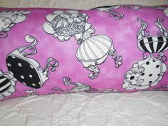 L23 SALE  1 Lumbar Travel or Neck  Novelty by NoveltyPillows4All, $15.00