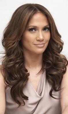 Jennifer Lopez #Wavy Hair