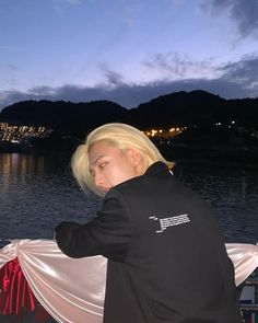 Stay The Night, Lee Min Ho, Boyfriend Material, Baby Photos, Role Models, Seoul, Boy Groups, Adidas Jacket, Blonde Hair