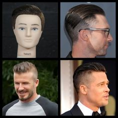 Haircut Tutorial - Men's Undercut - Adam Levine - David Beckham - Brad Pitt POST YOUR FREE LISTING TODAY! Hair News Network. All Hair. All The Time. http://www.HairNewsNetwork.com