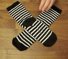 I've been crumbling my socks all my life.