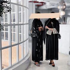 Modest Fashion Hijab, Modest Outfits, Fashion Outfits, Arab Fashion, Muslim Fashion, Khaleeji Abaya, Hijab Dress Party, Mode Abaya, Fashion Drawing Dresses