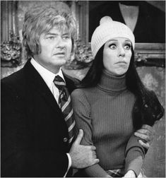 The New York Times, Harvey Korman & Carol Burnett. They were funny together.