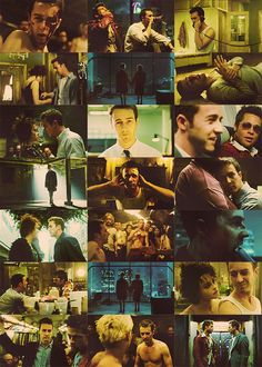 Color Palette. Tone. Aesthetics.  Texture. Fight Club - David Fincher