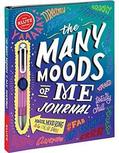 The Many Moods of Me Journal JOU PAP/TO