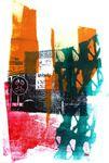 Hilly van Eerten - Nieuwbouw & Architectuur van Amsterdam; grafische collage-kunst, vanuit mijn foto's gedrukt