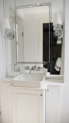 19 Best Custom Vanities Small Space Bathroom Solutions Images On Pinterest Small Space