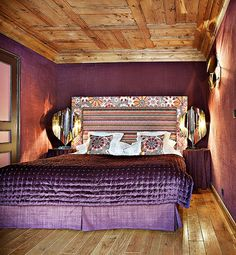 Get the look of these 8 luxurious hotel rooms
