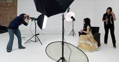 The Big White Space Photography Studio