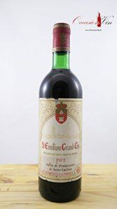 OccasionVin – Vin 1972 Saint Emilion Grand Cru Union