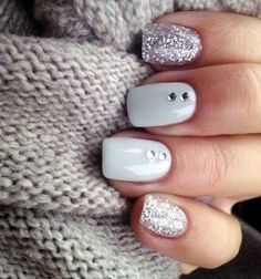 Top 10 Nail Art Ideas To Wear This winter