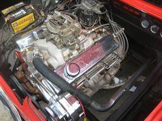 1965 Chevrolet Corvair Corsa coupe. SBC V8