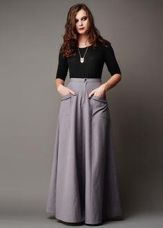 Fumeterre skirt.  It's SO beautiful!!!