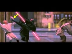 This ruined lightsaber battles for me.