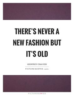 inspiration from the past adjusted to current times #fashion #relevance