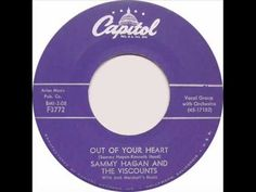 SAMMY HAGAN & THE VISCOUNTS -OUT OF YOUR HEART.wmv