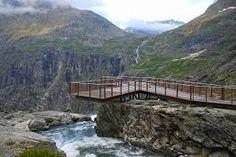 Gudbrandsjuvet, Norway